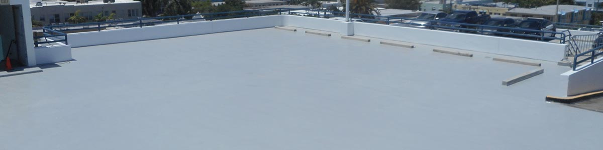 Garland Co's Plaza Deck Roofing Solutions